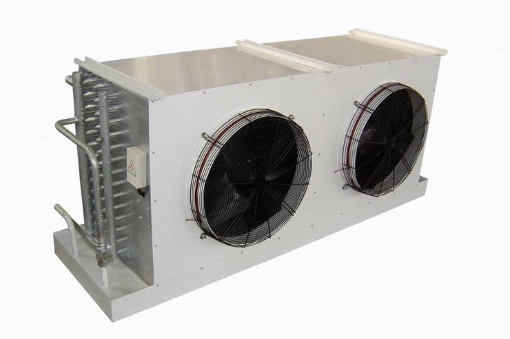Evaporative Condensing Unit : Refrigeration evaporator