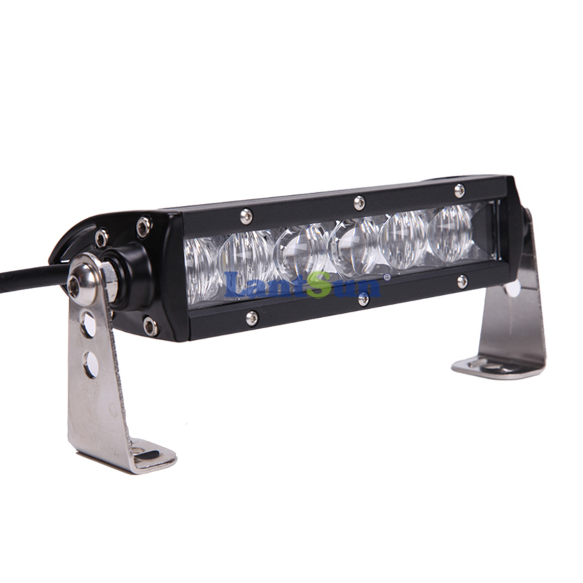 Super Slim 5D 11inch 21inch 31inch 41inch 51inch CREE Combo Offroad LED Light Bar