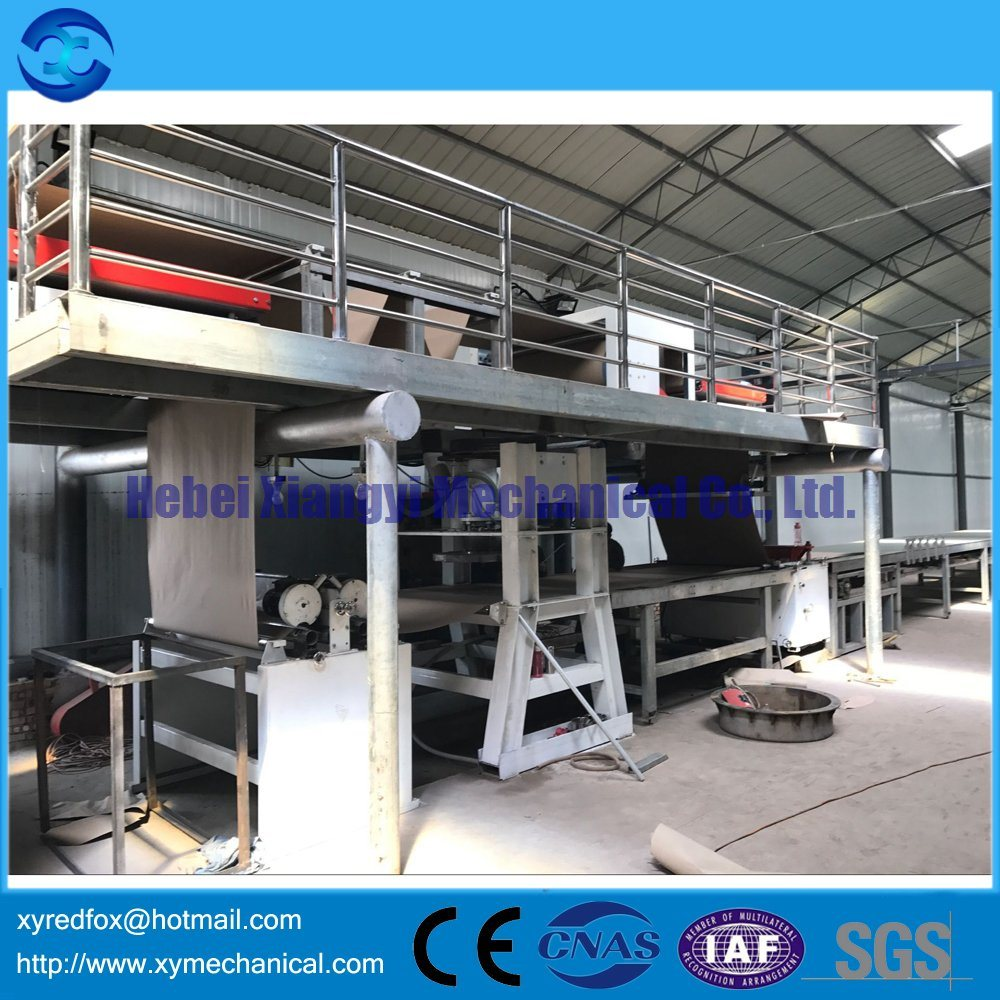 Gypsum Board Production Line - Gypsum Board - Gypsum Powder