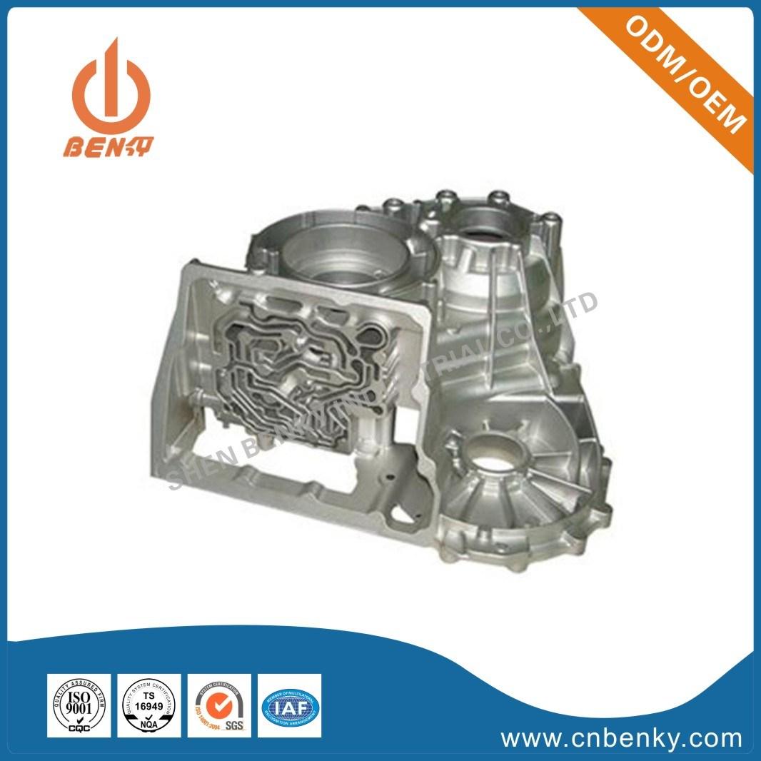 Die Casting Aluminium Auto Transfer Gearbox