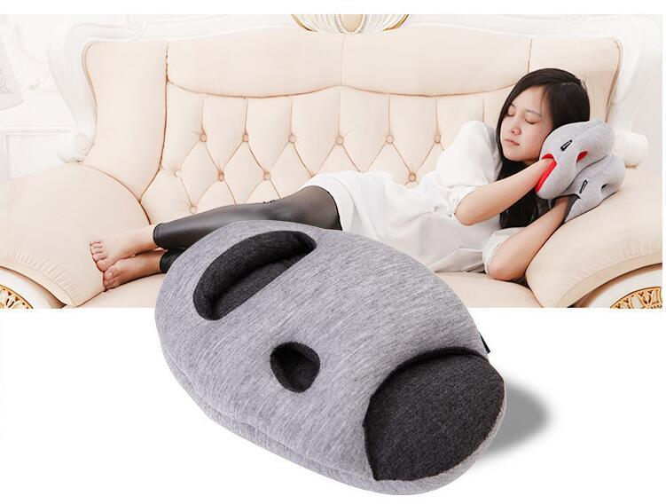Gifts Ostrich Pillow Portable Health Travel Neck Pillow