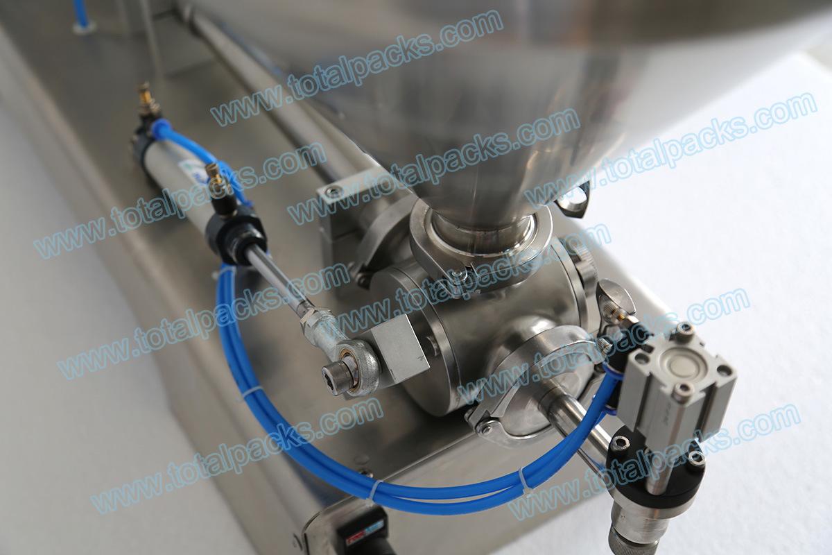 Semi-Automatic Single Nozzle Bottle Filling Machine for Cream/Ointment/Paste (FLC-150S)