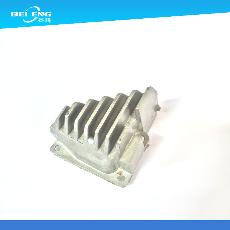 CNC Machining Aluminum Part with Forging Process for Motorcycle