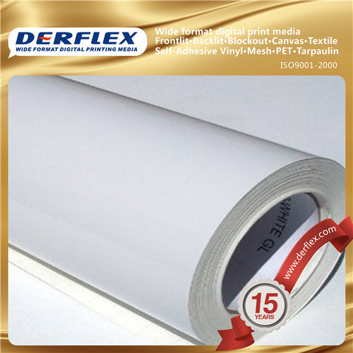 Anti-UV Protective Clear PVC Lamination/Cold Laminating Film for Vinyl Banner
