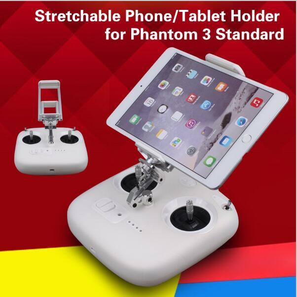 Remote Controller Stretchable Smartphone Tablet Holder for Dji-Phantom3