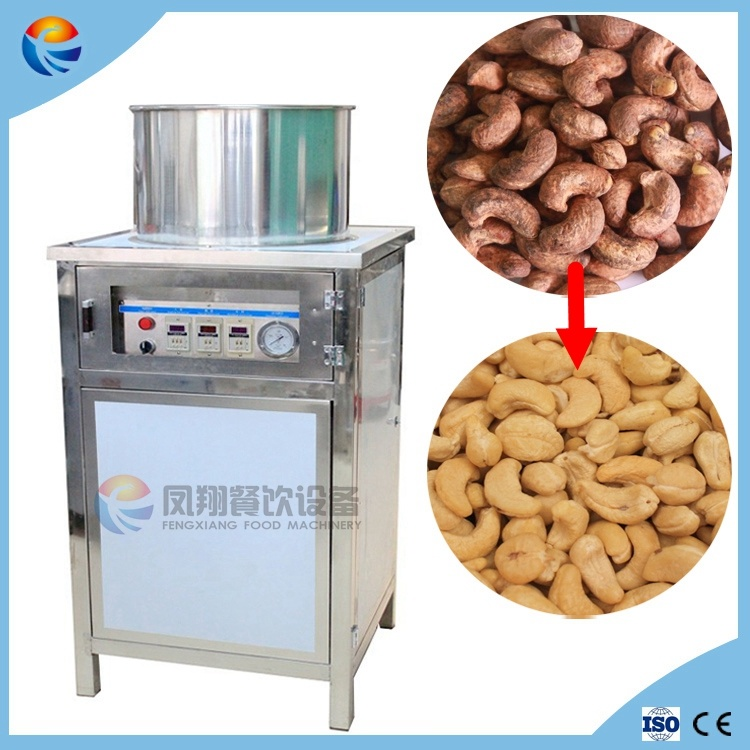 Automatic Commercial Cashew Nut Inner Skin Peeling Processing Machine