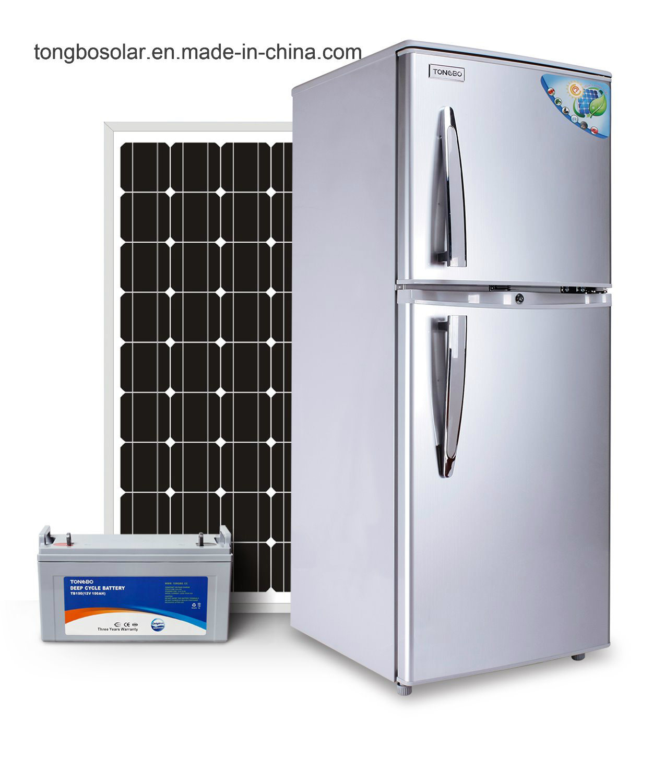 12V DC Compressor Solar Power Refrigerator 35L/73L Triple Power Integrated