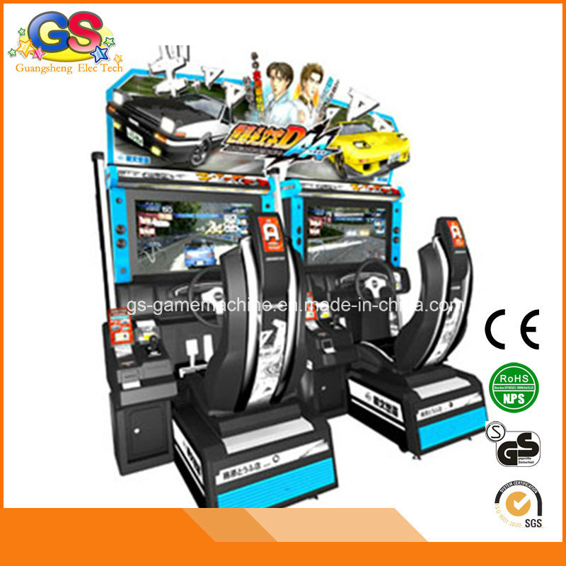 Super Speed Car Racing Arcade Sega Amusement Game Machine for Sale