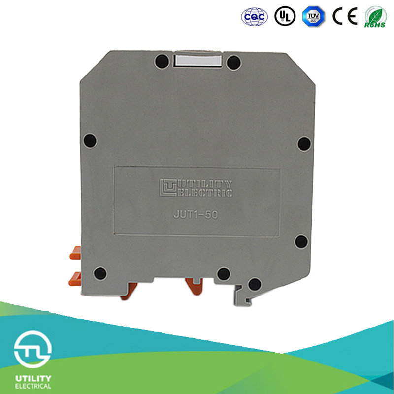 Screw Terminal Block Jut1-50 Sealed Case Wiring Connector
