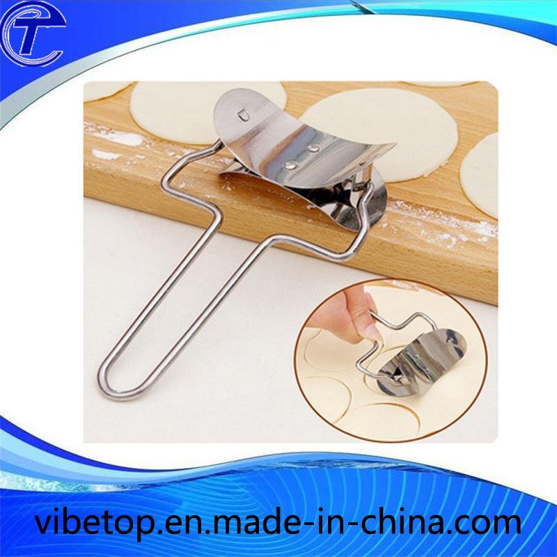 Creative Kitchen Accessories Stainless Steel Dumpling Skin Tool