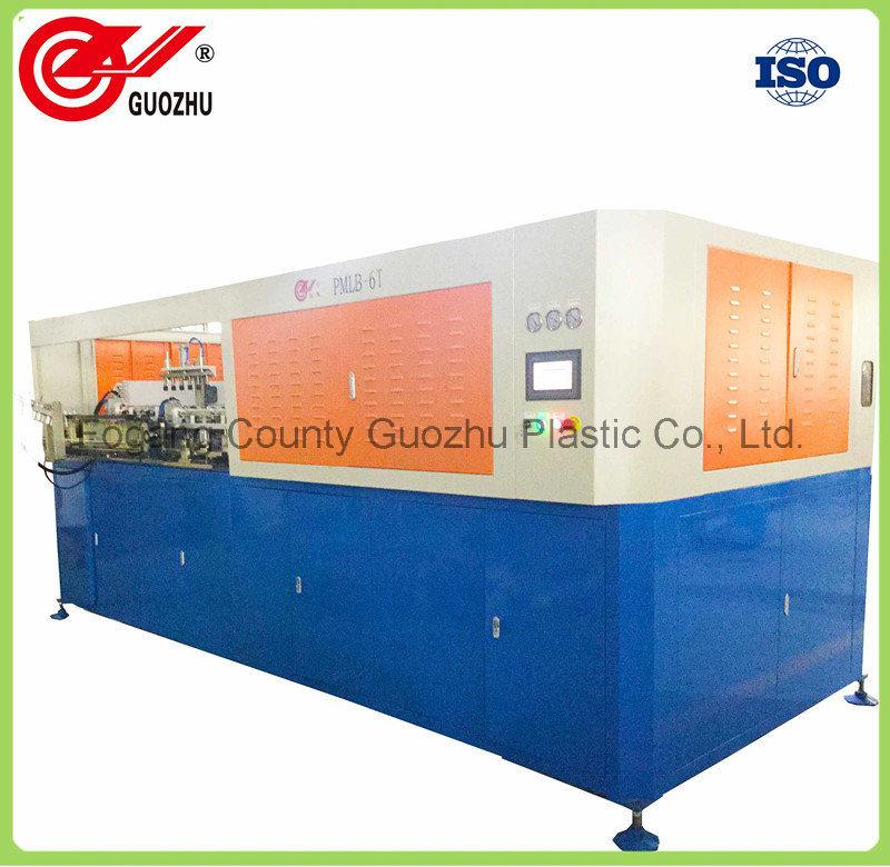 2L 6 Cavity Plastic Bottle Blow Molding Machine (PMLB-06T120)