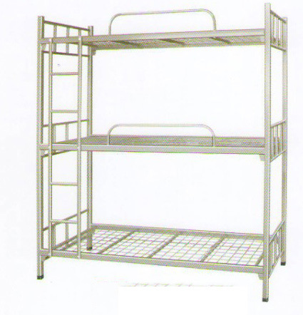 Modern Shool Furniture Steel Metal Bunk Dormitory Bed (HX-ST181)
