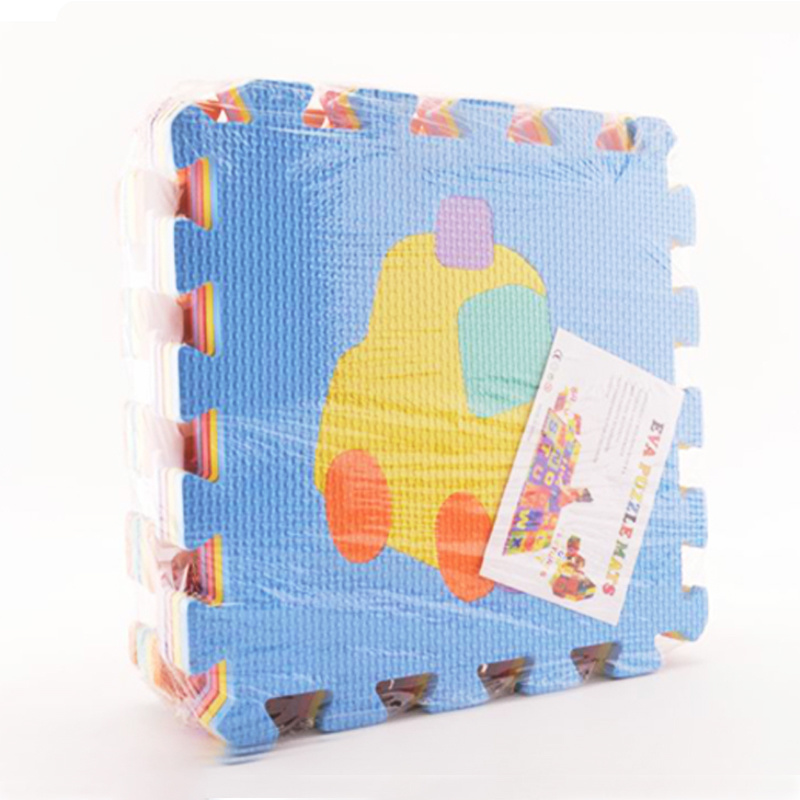 Baby Mat Toy Interlocking EVA Foam Floor Puzzle Play Mat (H1308053)