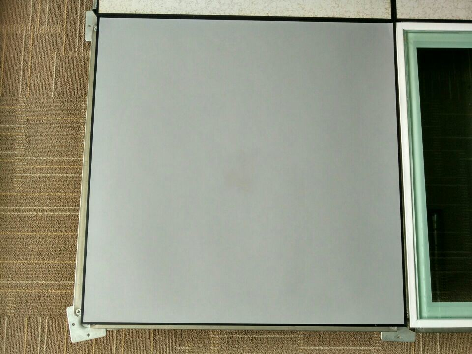 HPL Gray Cover Anti-Static Flooring