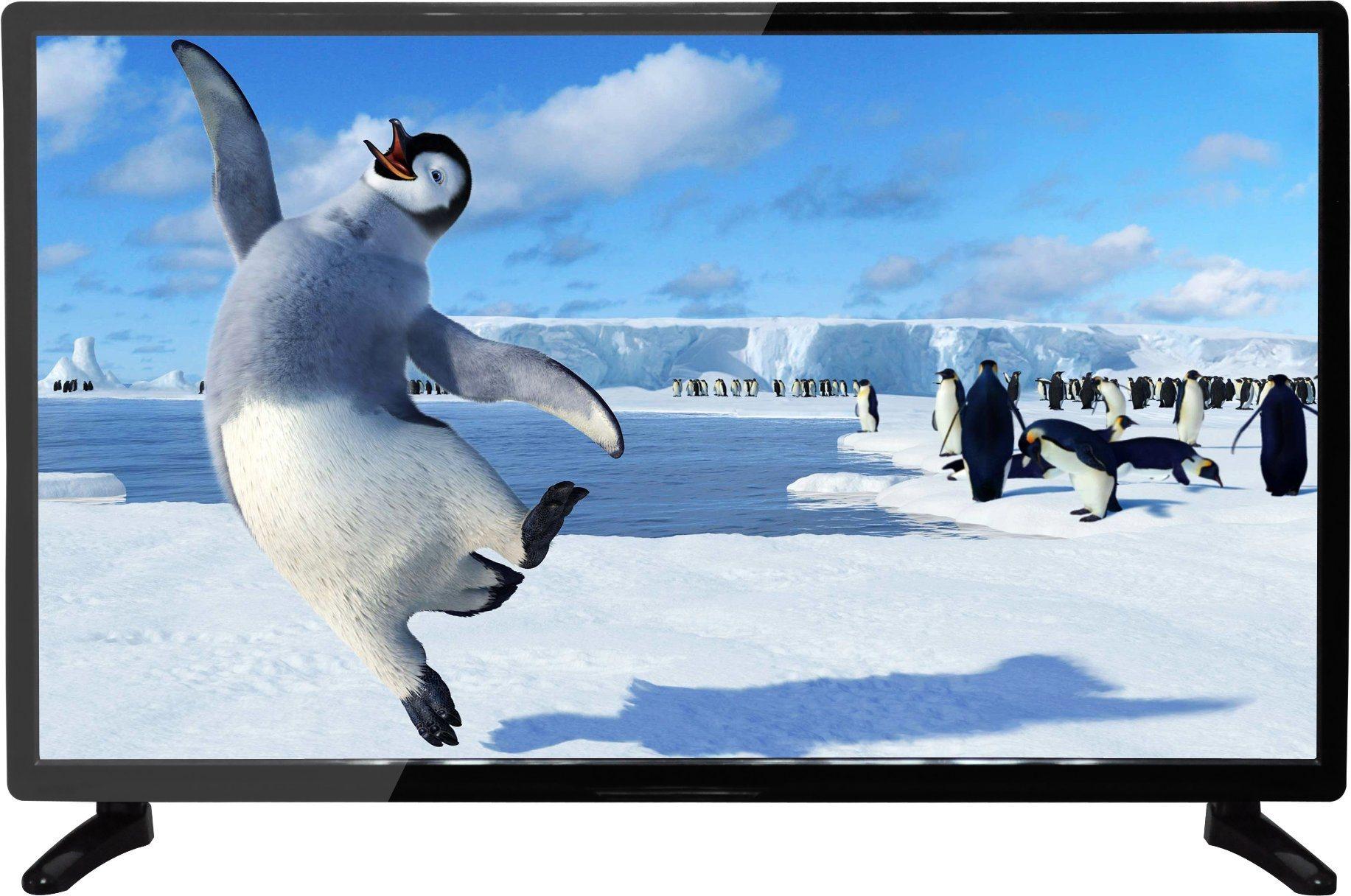 Slim 24 Inch Deld New Model LED TV with DVB-T2/S2/T