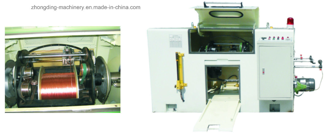 Zd-630 High Speed Bunching Machine