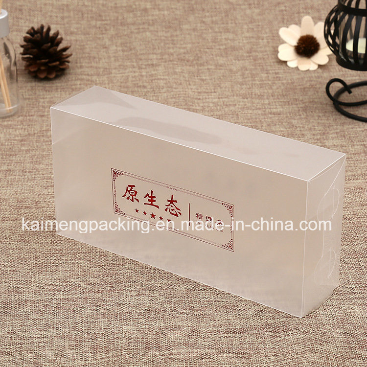 Plastic Pet Gift Box/Pet Clear Folding Box /Plastic Printing Toy Box