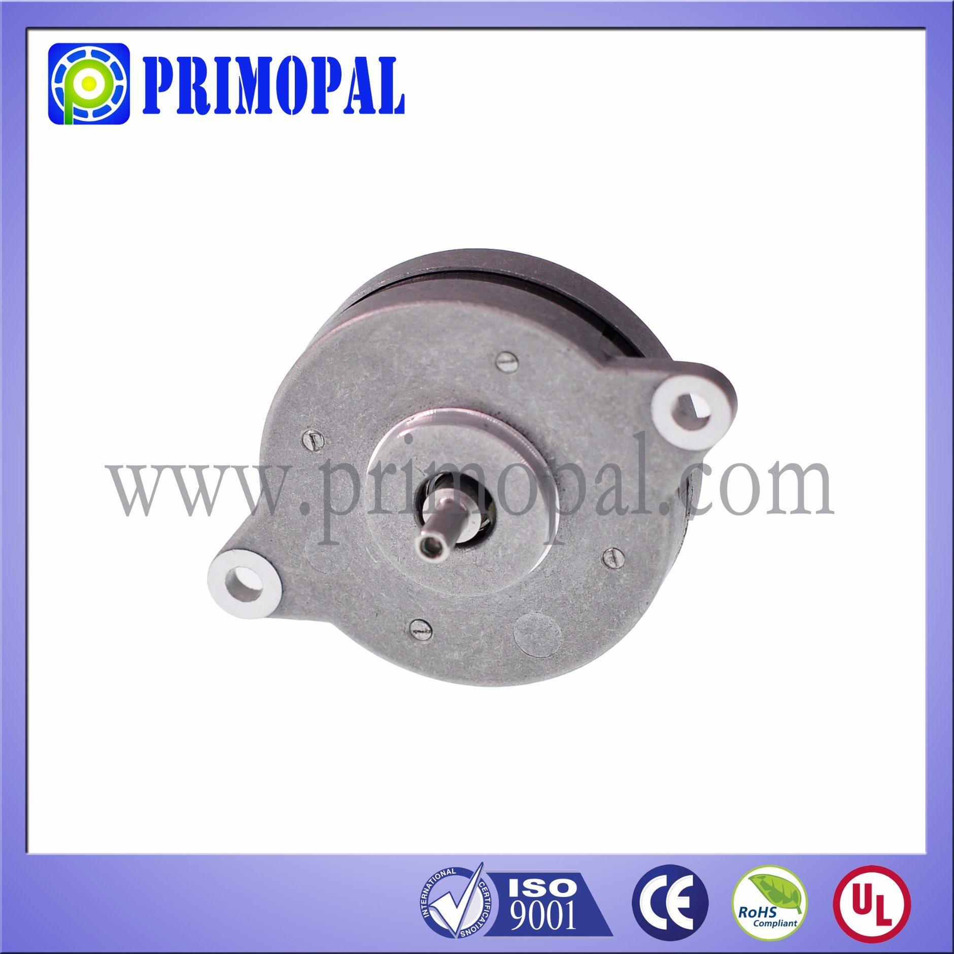 0.9 Step Angle NEMA 14 Round Micro Stepper Motor