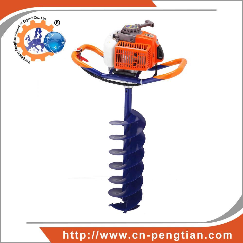 Earth Auger 68cc Gasoline Garden Tool PT203-48f Hot Sale