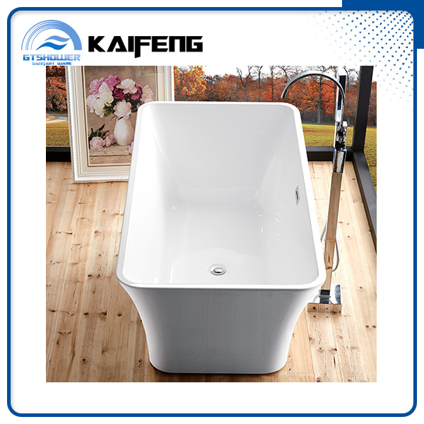 Cheap Standalone Bathroom Soaking Tub (KF-717B)