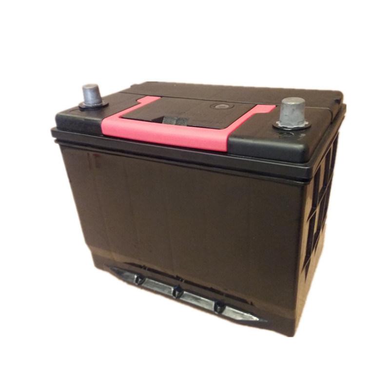 65D26L Ns70L Mf 12V Storage Batteries 65ah for Car Starting