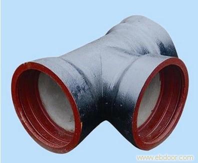 Supply High Quality Nodular Cast Iron Drainage Pipe Parts