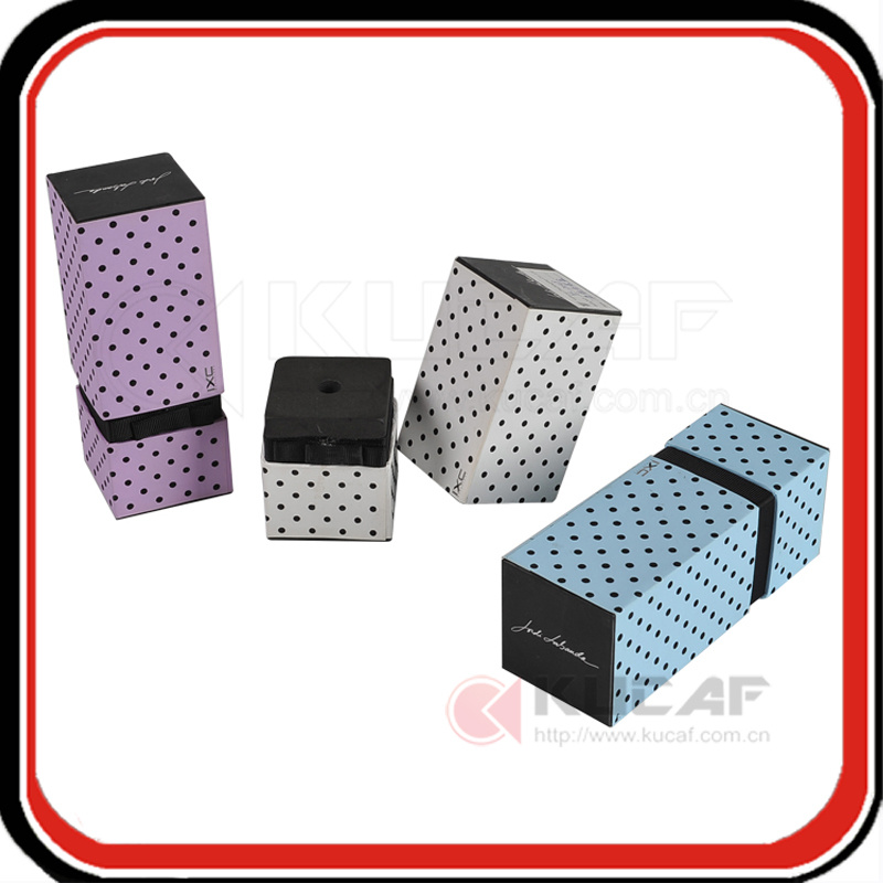 Custom Print Paper Cardboard Packaging Perfume Gift Box