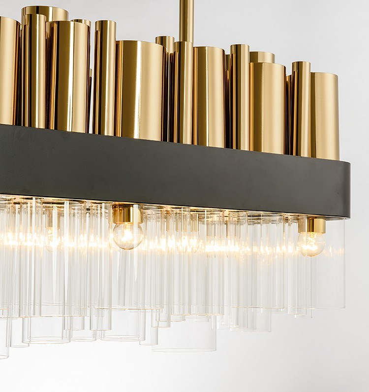 Hanging Light Fixture Fancy Pendant Light for Club (KAP6039)