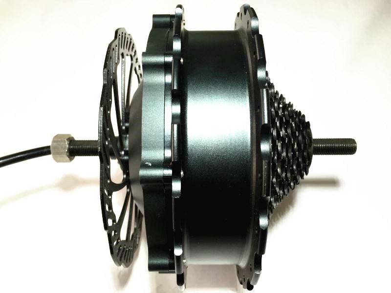 Mac Electric Bicycle Hub Motor 48V 1000watt High Power Motor