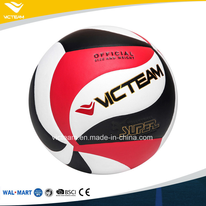 Synthetic Leather Thermally Bonded #5 Volleyball