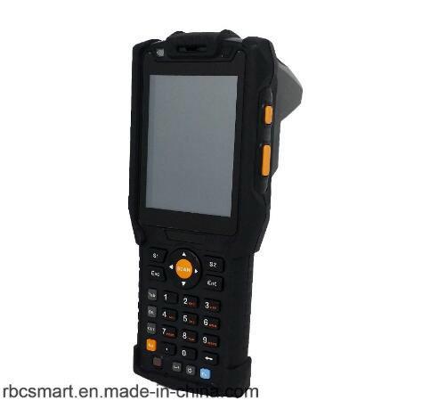 GSM/GPRS/3G/Bluetooth/WiFi UHF RFID Portable Handheld RFID Reader Writer Scanner