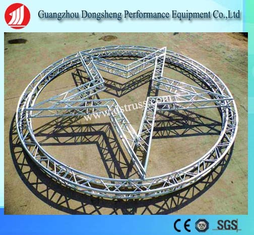 Pentastar Truss Circle Truss for Decoration Exhibition
