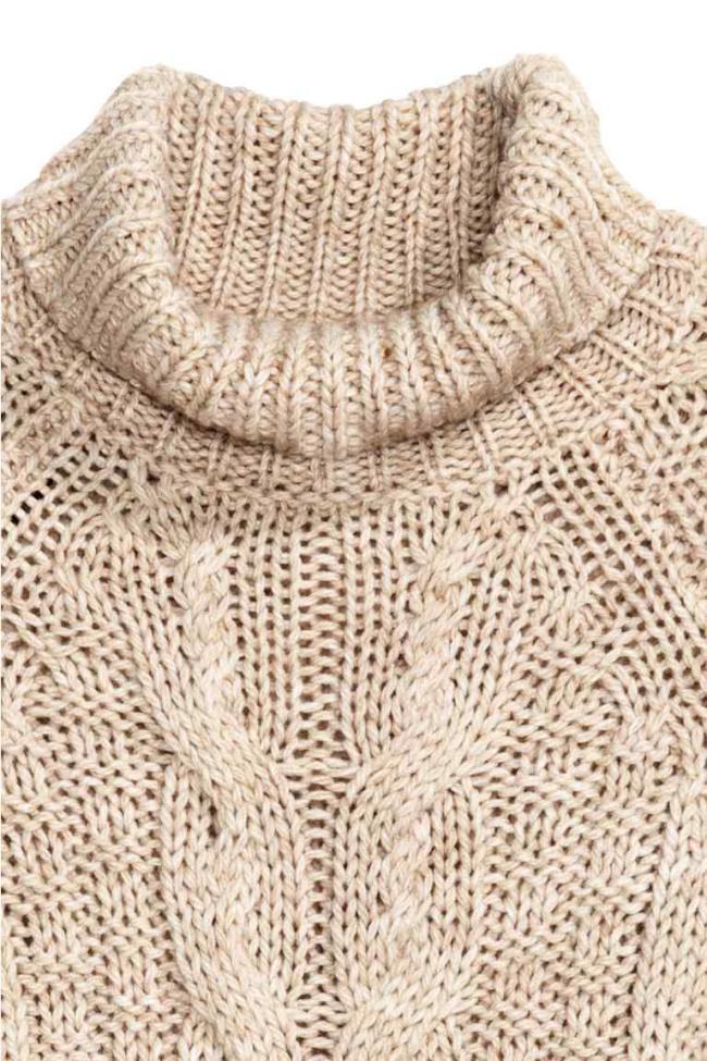 China Supplier Handmade Hand Knit Wool Sweater Coat Cardigan Dress
