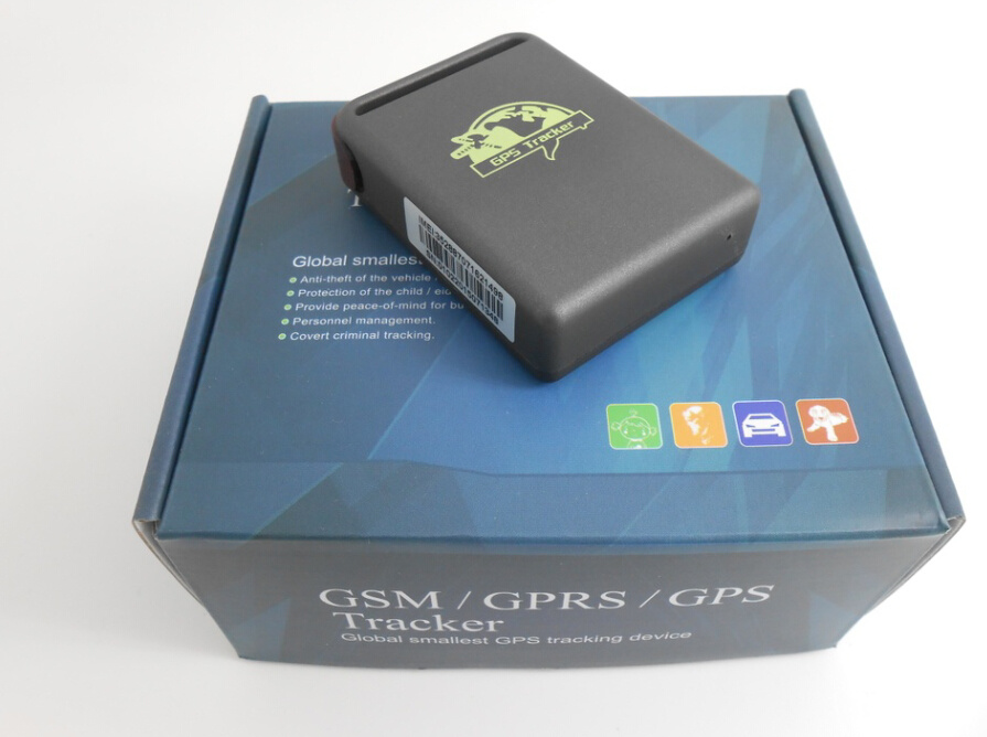 Hot Sale Mini Personal Vehicle Pet GPS Tracker