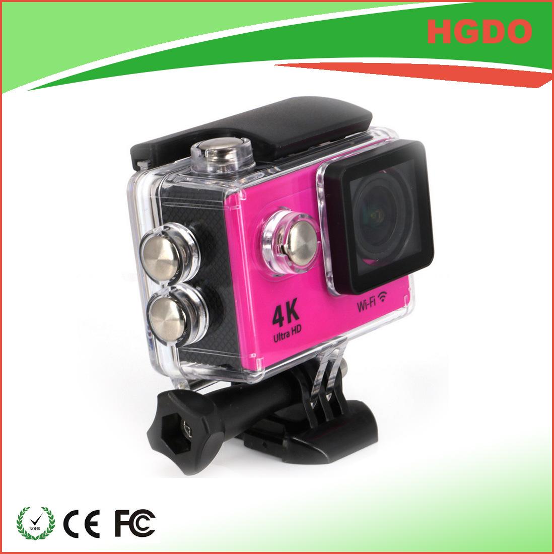 Mini 4k Deporte DV Digital Sport Camera with Waterproof Case