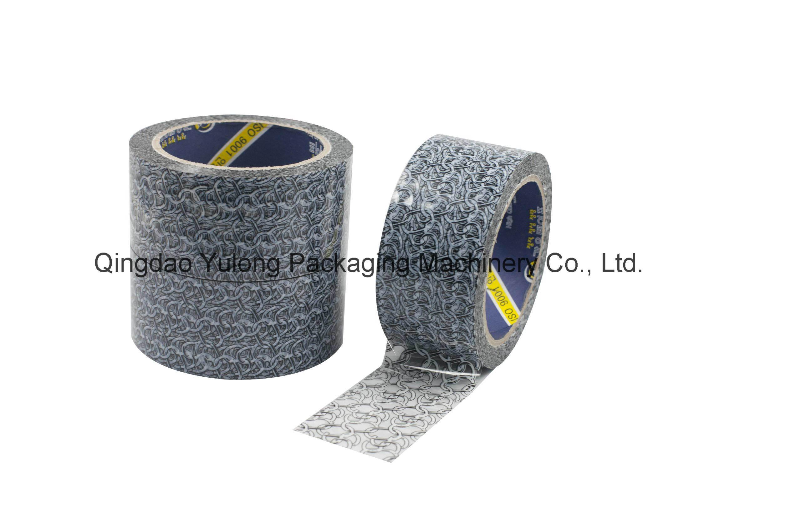BOPP Printed Adhesive Packing Tape