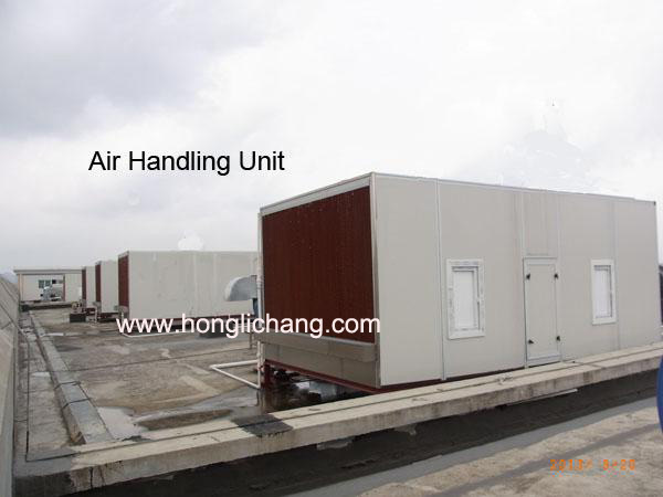 Turnkey Automatic Spray Painting/Paint Shop for Plastic Parts