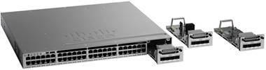 New Cisco 48 Port Gigabit Ethernet Network Switch (WS-C3850-48T-E)