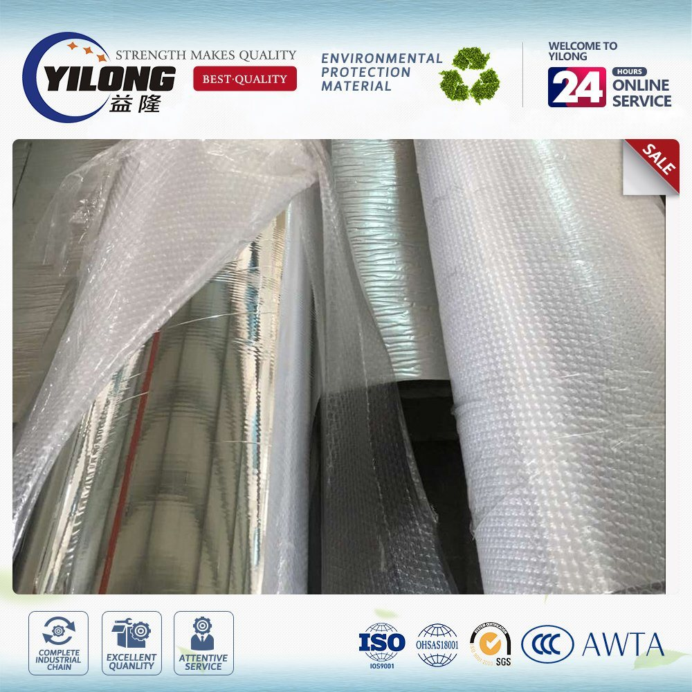 Double Sided Reflective Aluminized Polyester Film 6 Micron