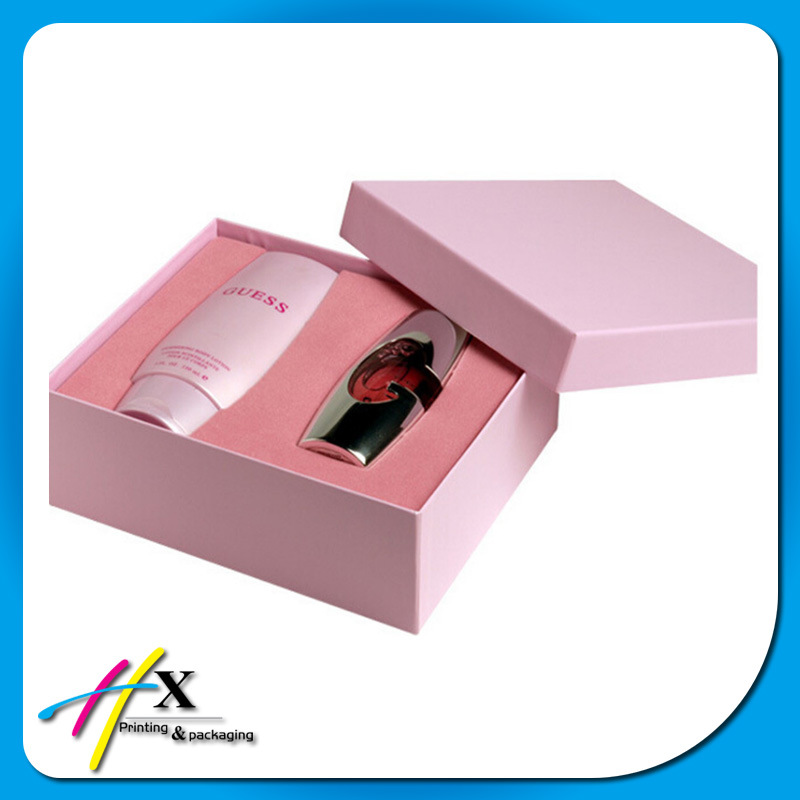 Luxury Custom Design Perfume Cosmetic Gift Packaging Box