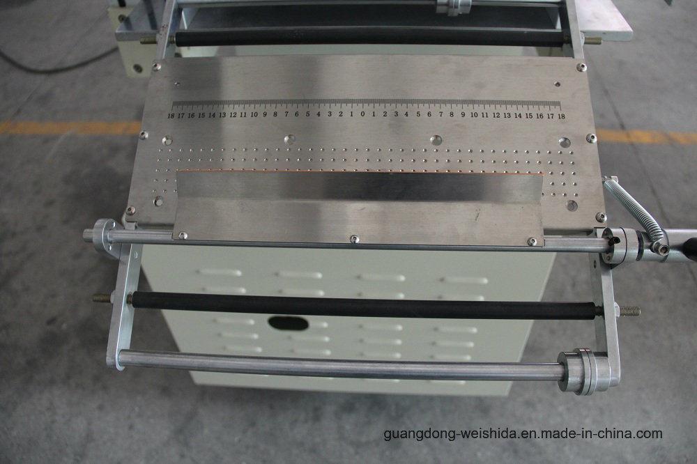 Wd300 Pinhole Positioning Die Cutting Machine