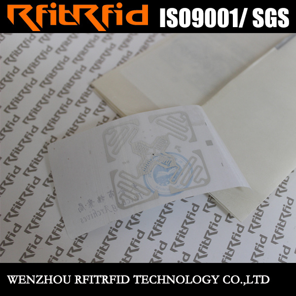 ISO18000-6c EPC Gen2 Programmable UHF RFID Tag for Inventory System