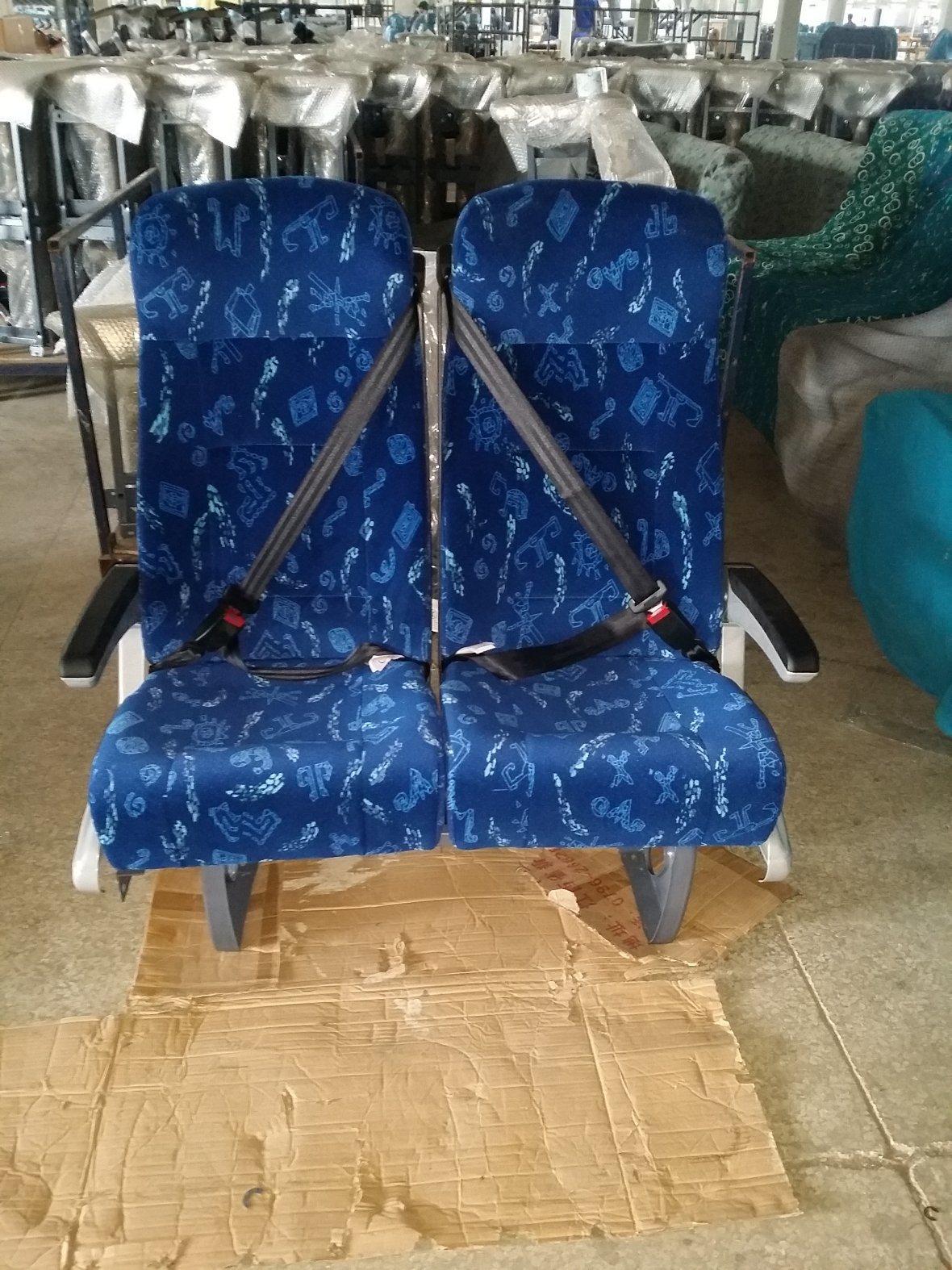 Coach Auto Passenger Soft Form Coach Seat