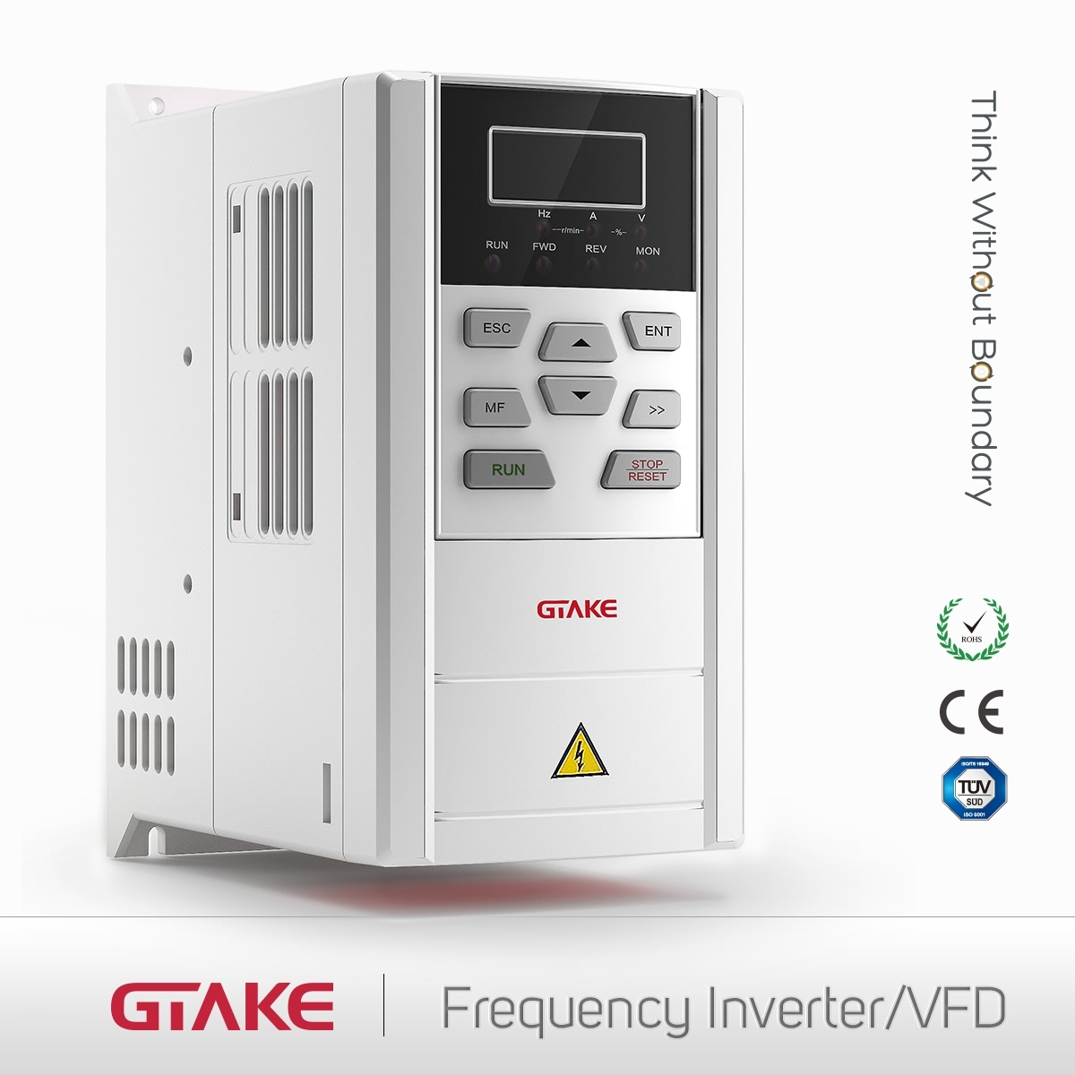 Gtake General Purpose AC Variable Frequency Drives for Fan & Pump
