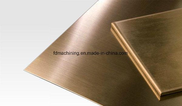 Copper Plate Copper Sheet