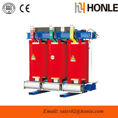 Sc (B) 9/10 Series Epoxy Resin Casting Dry-Type Transformer