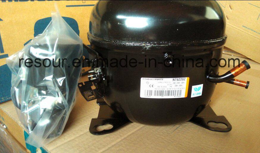 Embraco Aspera Compressor Freezer Compressor Refrigerator Compressor, Nj6220z, Nj6226z, Ne2134z, Nek2140z