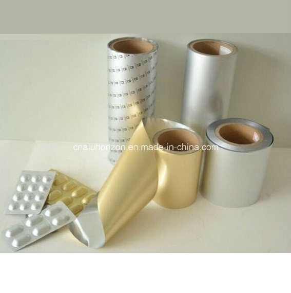 Aluminium Foil for Pharmacy Foil
