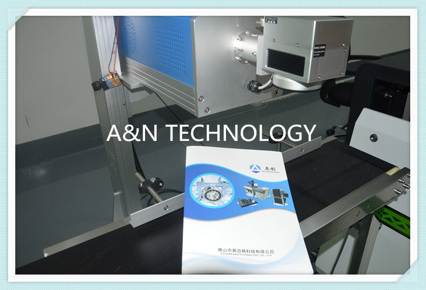 A&N 60W CO2 Flying Laser Marking Machine