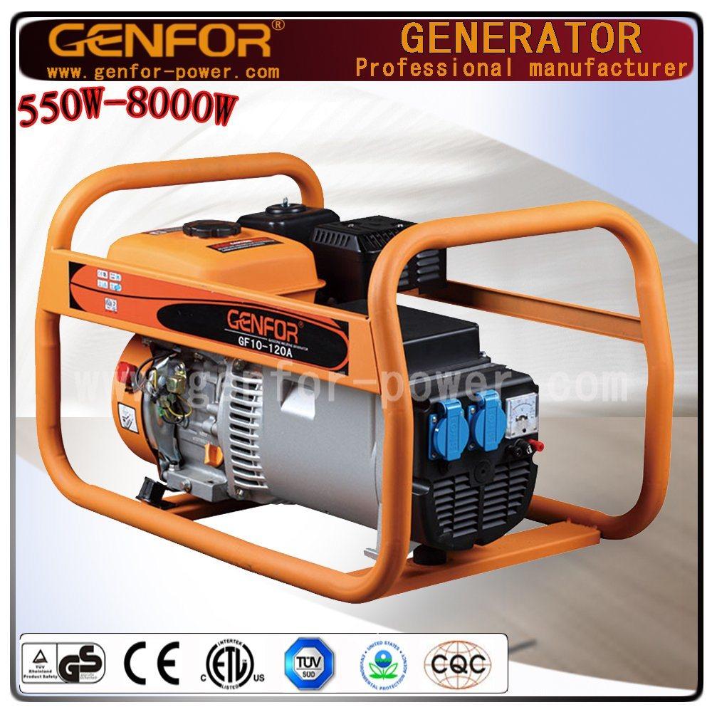 3kw Good Quality Green Key Power Petrol Gasoline Generator